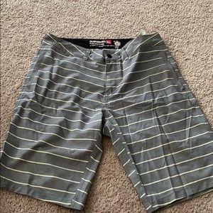 Quiksilver 30x20 swim trunks 30 waist shorts